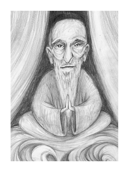 <p>Wise Old Man</p>