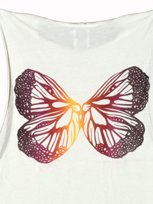 Butterfly Back Shirt